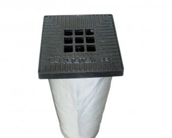 Infiltratieput PVC en PE
