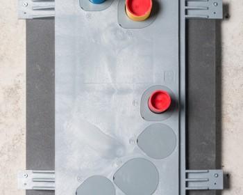 Meterkastvloerplaten ( airseal )